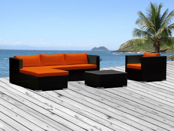 sitzkissen orange preisvergleich die besten angebote online kaufen. Black Bedroom Furniture Sets. Home Design Ideas