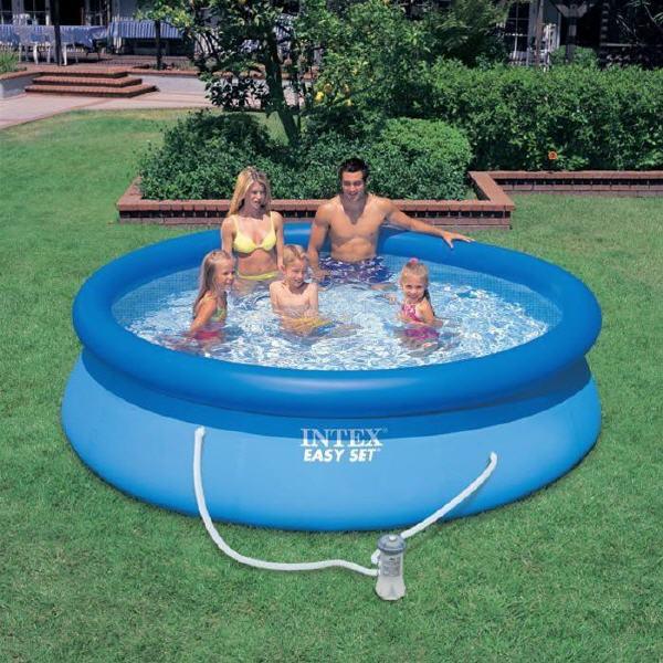 INTEX Swimming Pool Easy Set 305x76cm (28122)