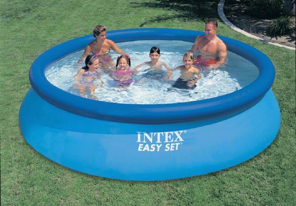 Intex pool set gro preisvergleich die besten angebote for Intex pool angebote